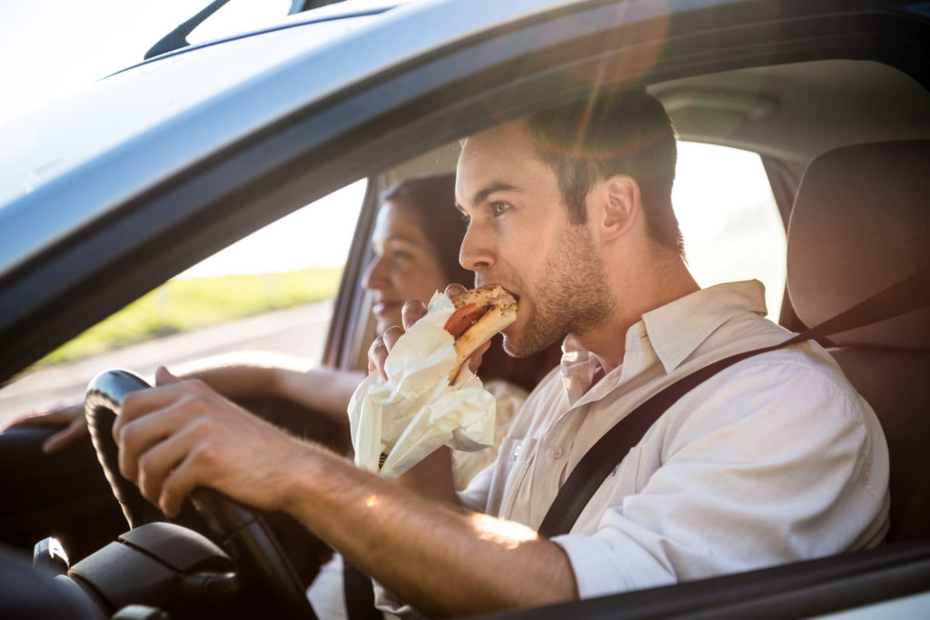 WV motor vehicle accident lawyer, distracted driving accident in west virginia